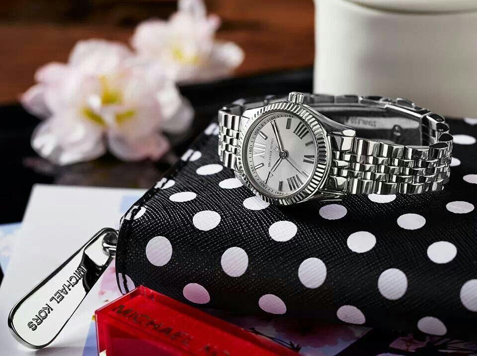 Relojes...ahora en color plata...elegante../...