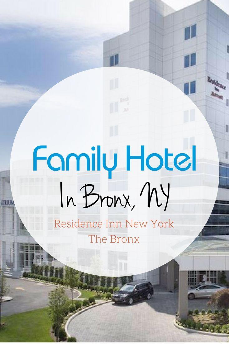 Residence Inn New York The Bronx Review Family Hotel In Bronx Ny