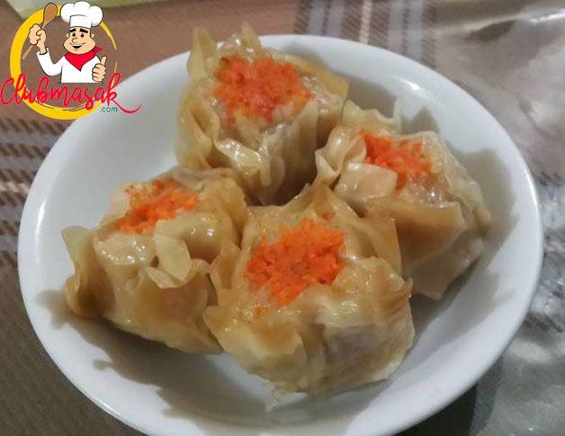 Resep Siomay Ayam Resep Siomay Ayam Sederhana Club Masak Resep Resep Masakan Masakan