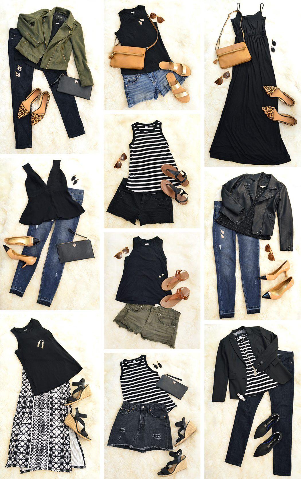 My Minimal Wardrobe - How Having A