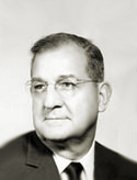 Nathan Homer Knorr (1905-1977). In Jan 1942, he became the third president of the Watchtower Bible and Tract Society.