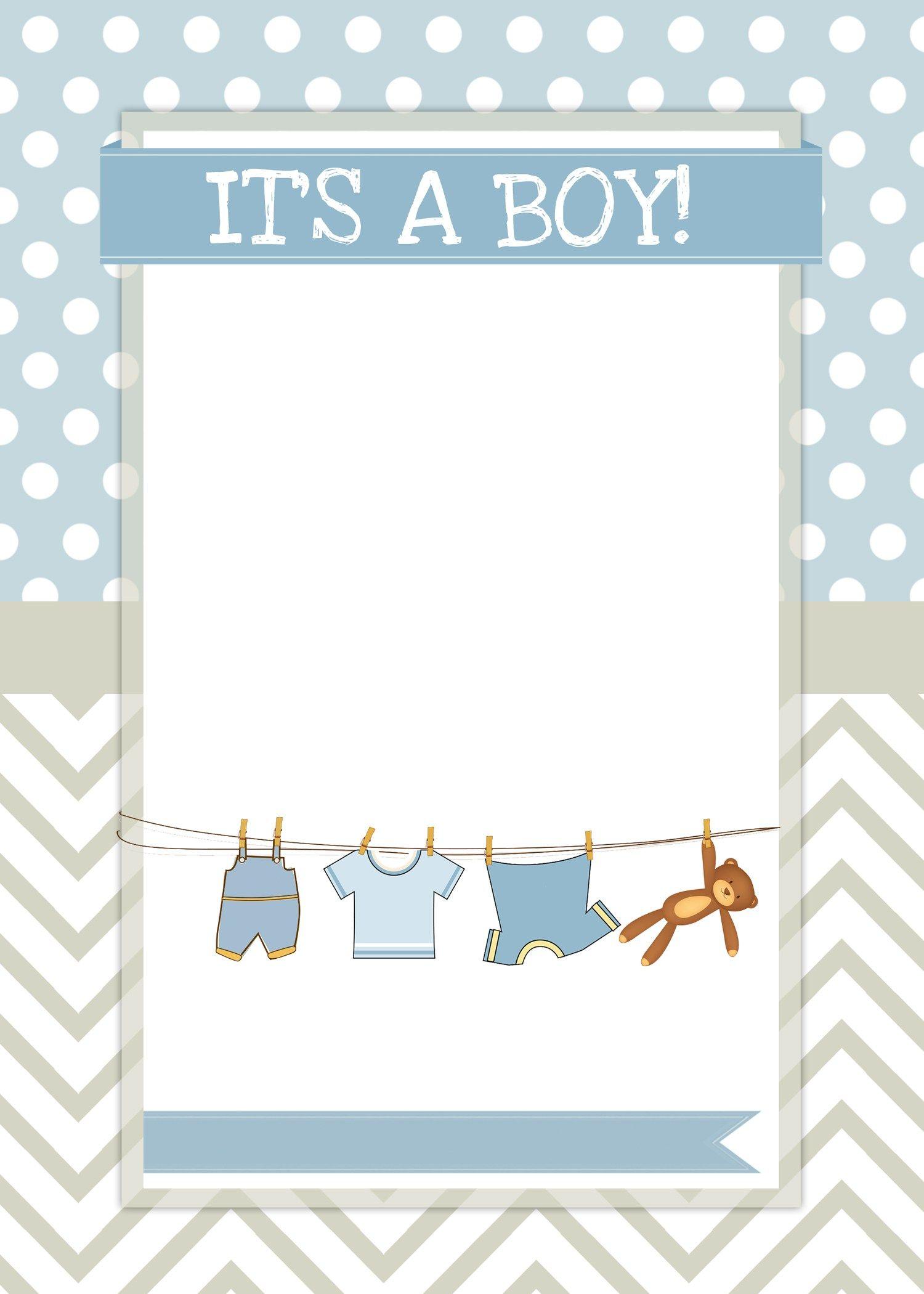 High Quality Modelos De Invitación Para Baby Shower