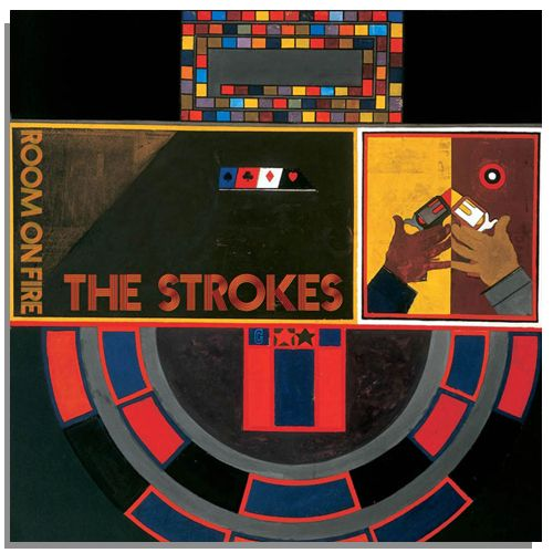 The Strokes Room On Fire The Strokes Albums The Strokes