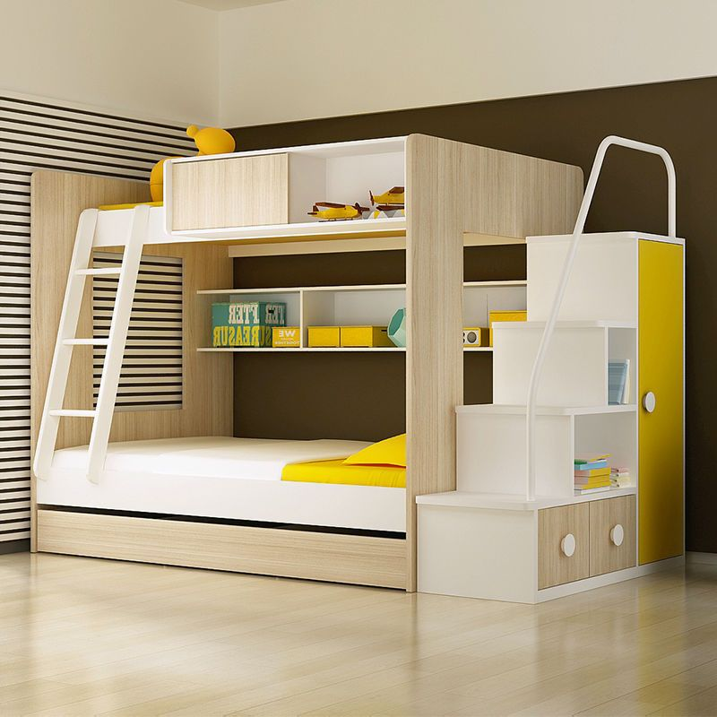Mdf Wood Bunk Bed Wood Bunk Bed For Kids Wood Bunk Bed With Desk