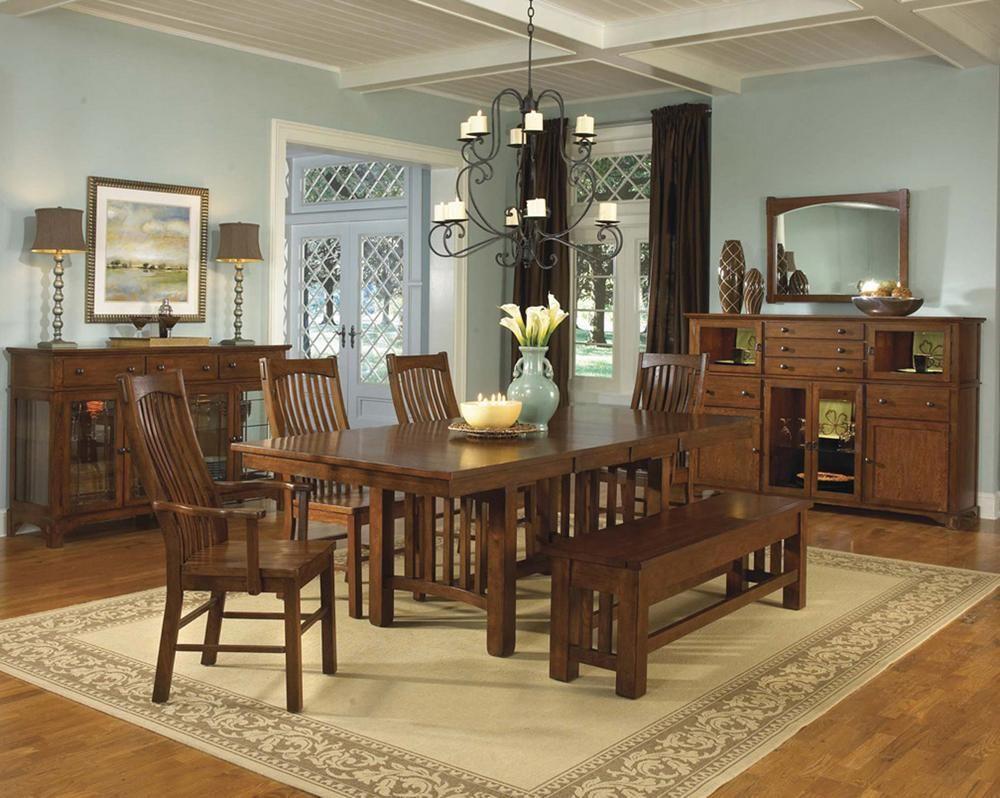 Aamerican Furniture Laurelhurst Collection Featuring Rectangular