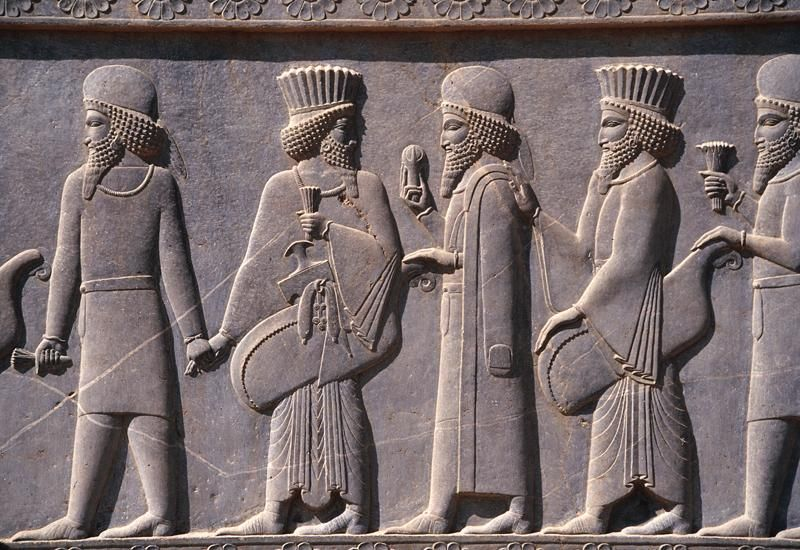 A Part Of History Art History Ancient Achaemenid