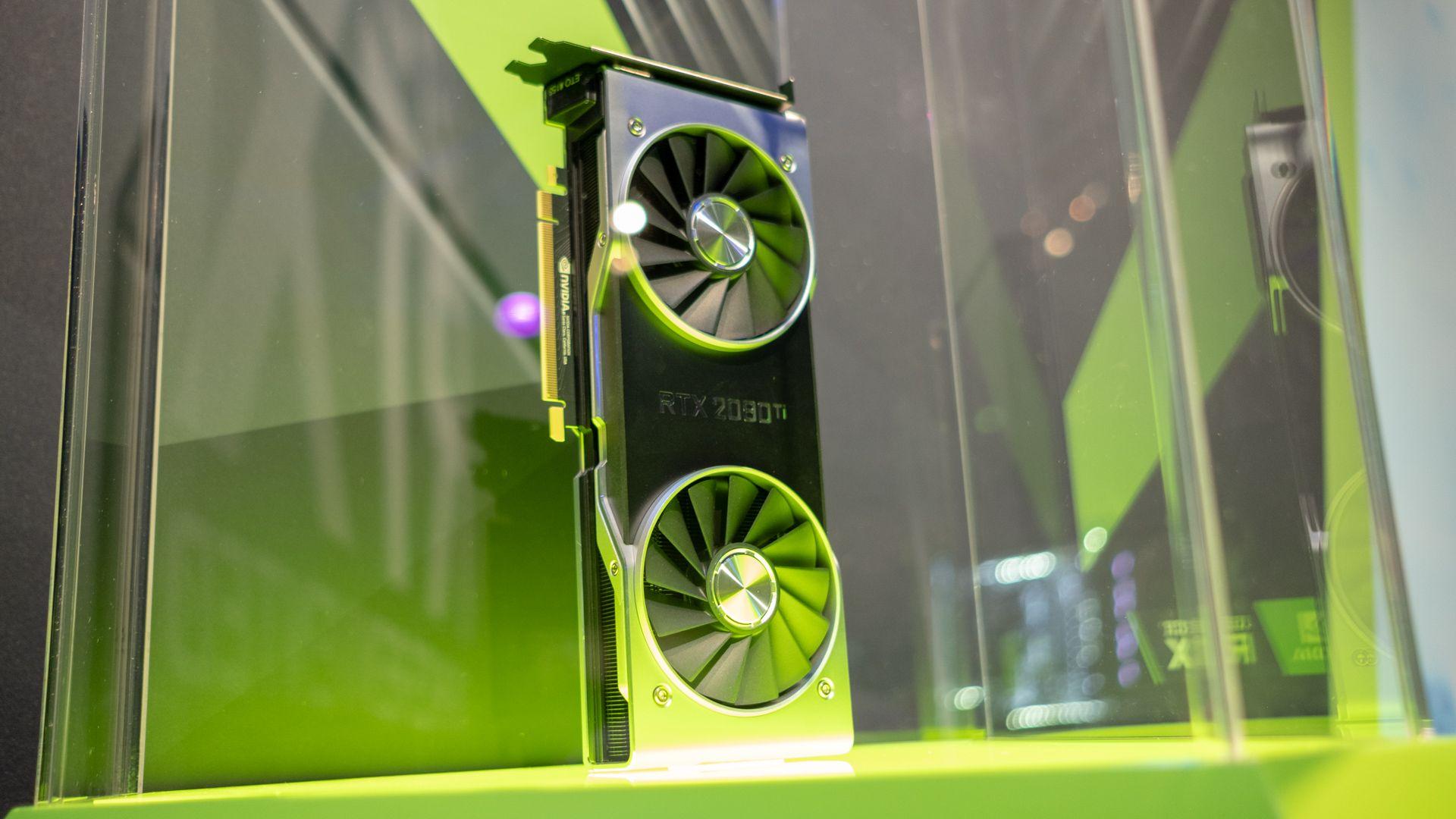Nvidia GeForce RTX 2080 Ti | technology | Pc setup, Gaming setup, Pc