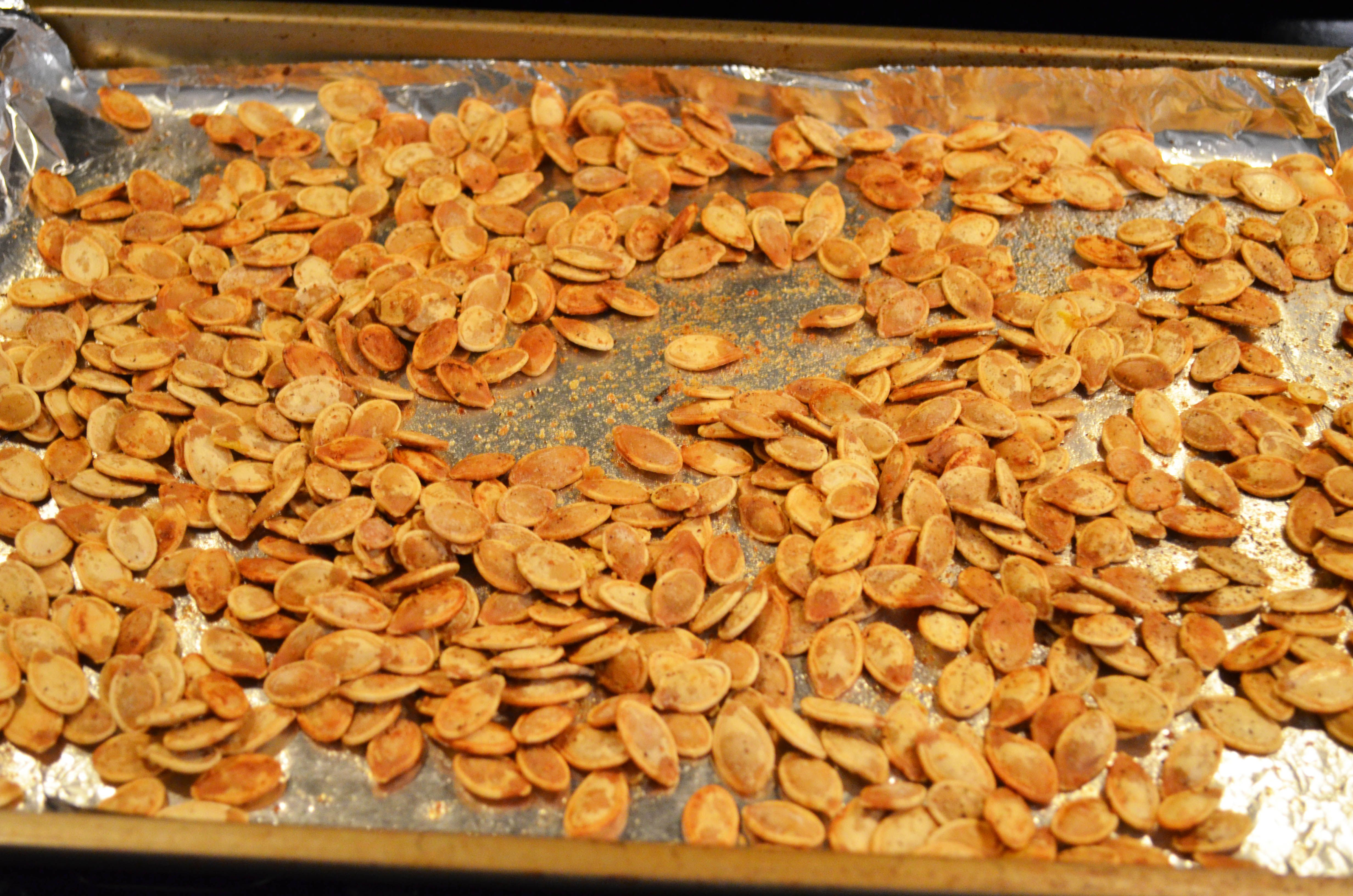 BEST Pumpkin Seed Recipe Ever!