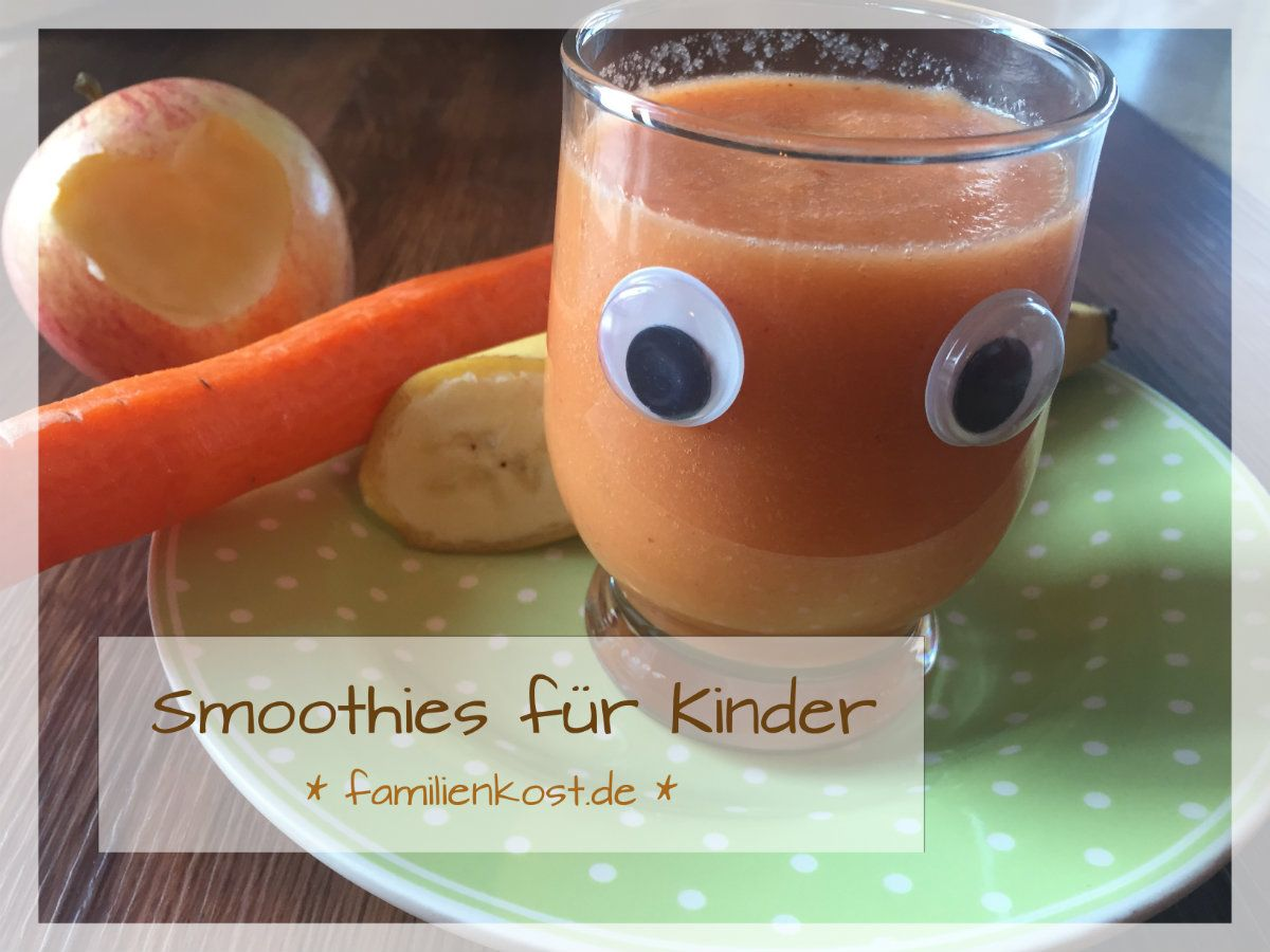 Smoothie Für Kinder