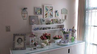 Reciclar, reformar e decorar.: Decoração Provençal