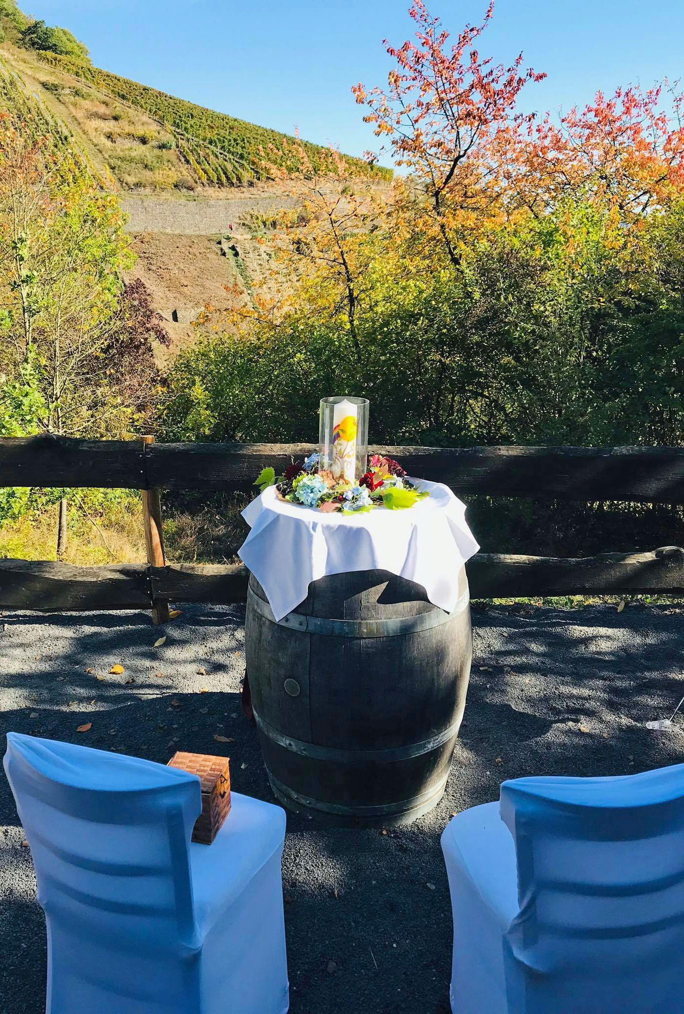 Aussicht Von Der Adenbachhutte In Bad Neuenahr Ahrweiler Hochzeitslocation Hochzeitslocation Trauung Glucksmarie