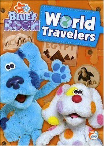 Amazon.com: Blue's Clues: Blue's Room - World Travelers ...