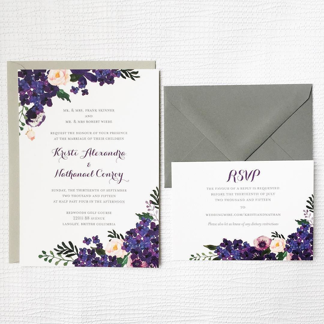 awesome vancouver wedding Pretty purple watercolor flowers sure brighten up this dark rainy Vancouver day! by @lovebyphoebe  #vancouverflorist #vancouverwedding #vancouverwedding