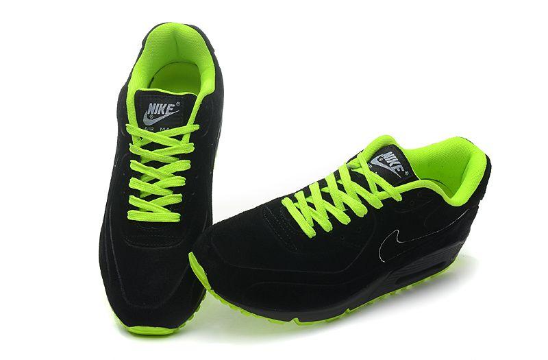 finest selection 097bd 3fa32 Nike Air Max 90 VT Mens Black Green £69.99