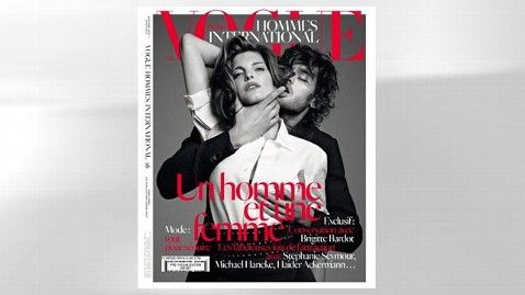 Domestic Violence On Display — Latest Vogue Cover Shows Model Being CHOKED