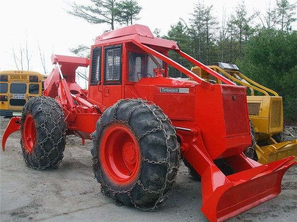 Copp Equipment - TIMBERJACK 380B | Forestry Equipment | Logging