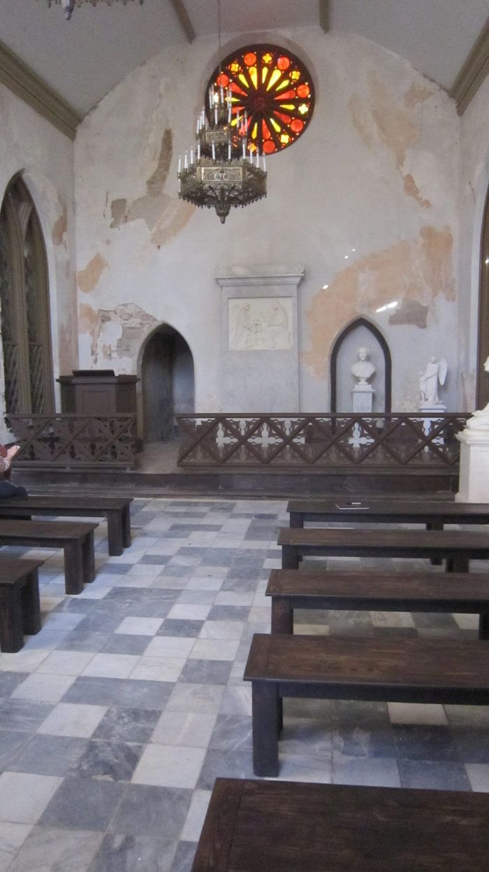 You Won't Find Another Chapel Anywhere In The World Like