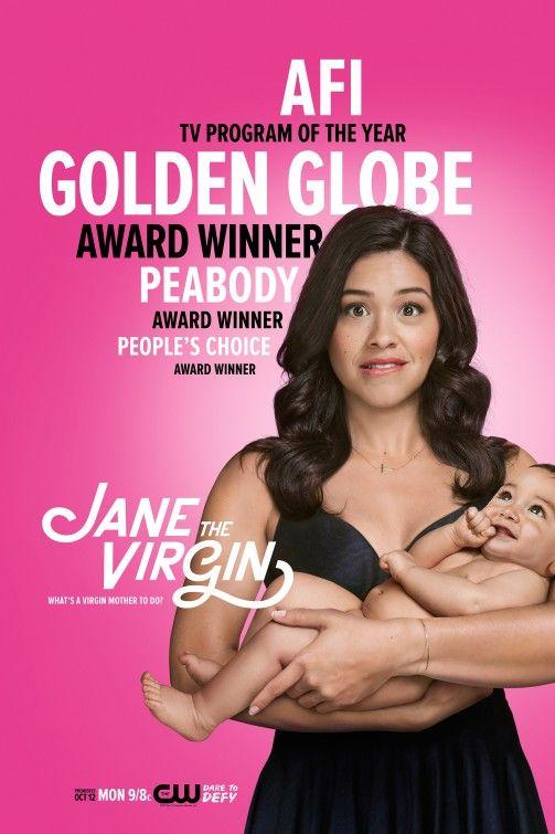 Jane the Virgin | Graphics - TV Serie Posters | Pinterest | TVs