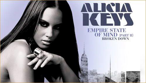 Alicia Keys - Empire State Of Mind (Part II) Lyrics