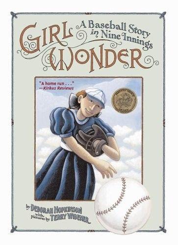Girl Wonder A Baseball Story In Nine Innings Little League Baseball Baseball Little League