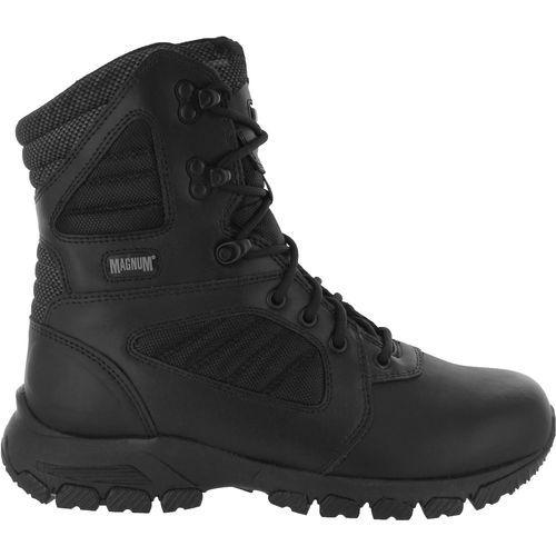 Black work shoes, Magnum boots, Ems boots