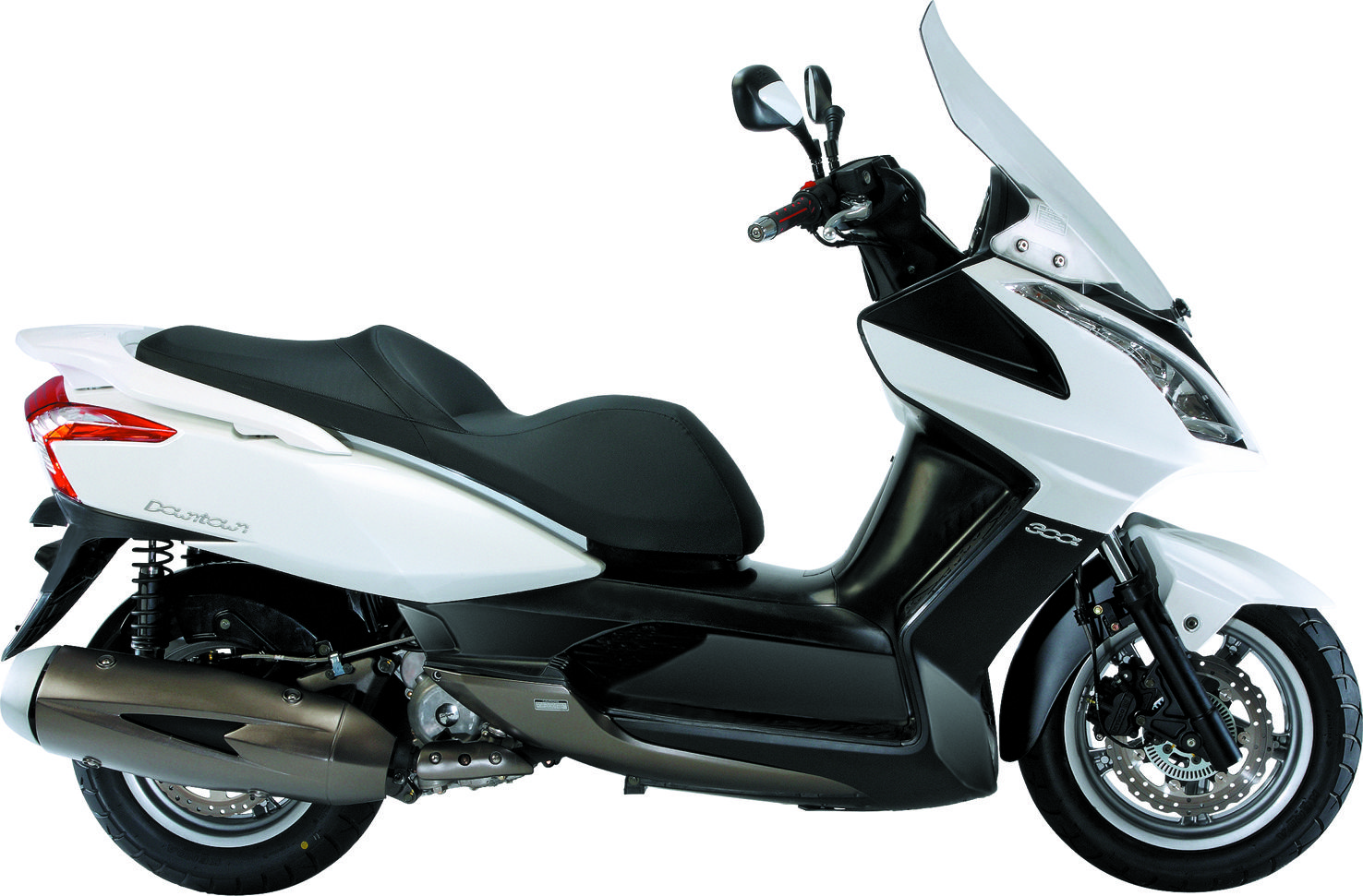 Kymco Downtown Goes Down In Price Bike Motorcycle Fuel Injection