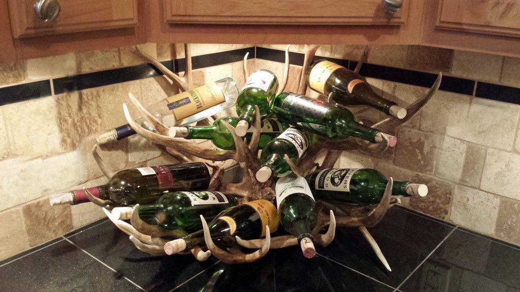 The Benefits Of Using A Corner Wine Rack