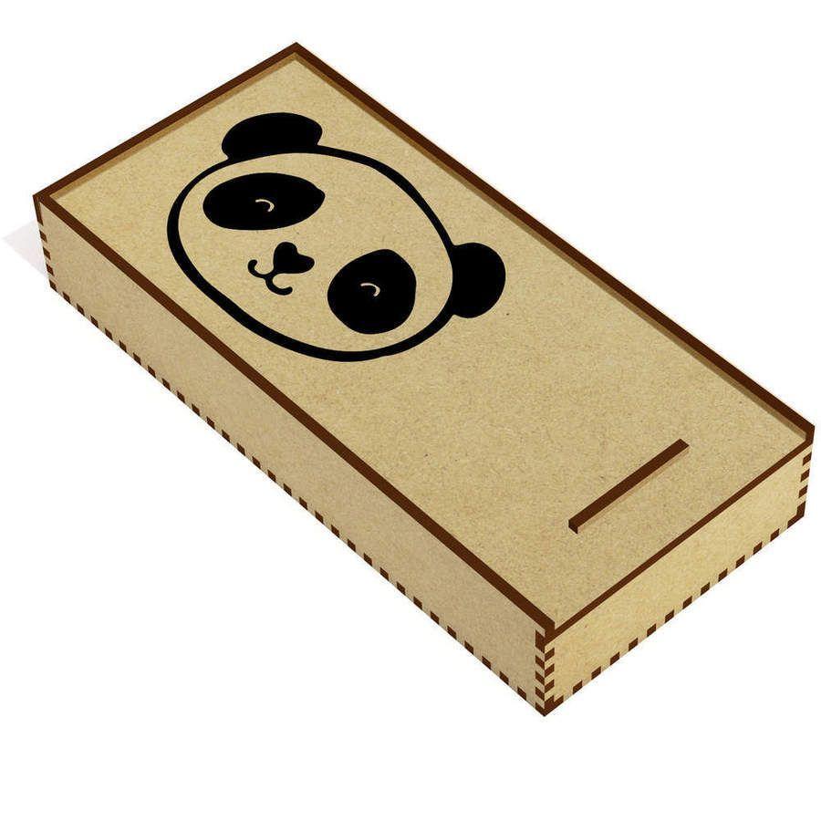 'Panda Head' Wooden Pencil Case / Slide Top Box (PC00013025)#Wooden#Pencil#Head -  'Panda Head' Wooden Pencil Case / Slide Top Box (PC00013025)#Wooden#Pencil#Head  - #BOX #case #leatherpencilcase #Panda #PC00013025WoodenPencilHead #PENCIL #pencilcasediy #pencilcaseideas #slide #Top #Wooden #woodenpencilcase