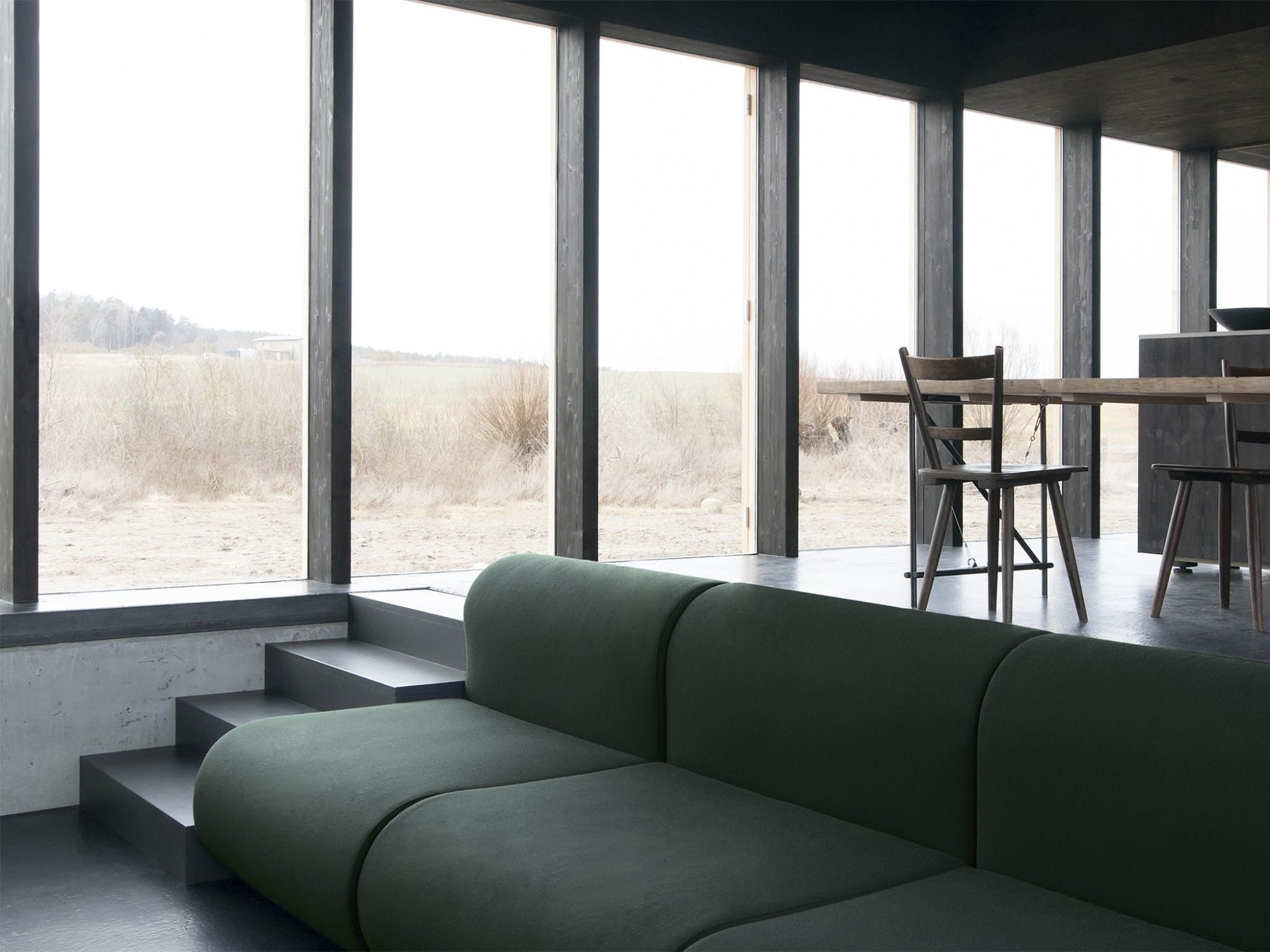 Schwarzes Haus – TKA | Interior - Residential | Pinterest ...
