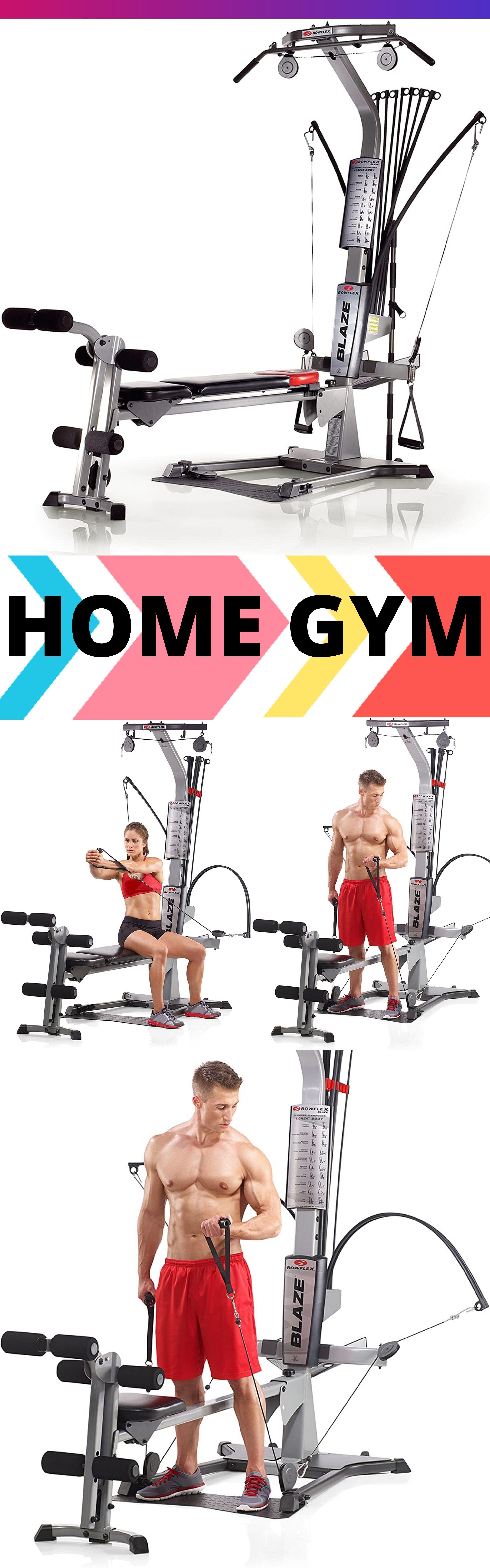 Bowflex Home Gym Series Home Gym Bowflex Bowflex Blaze