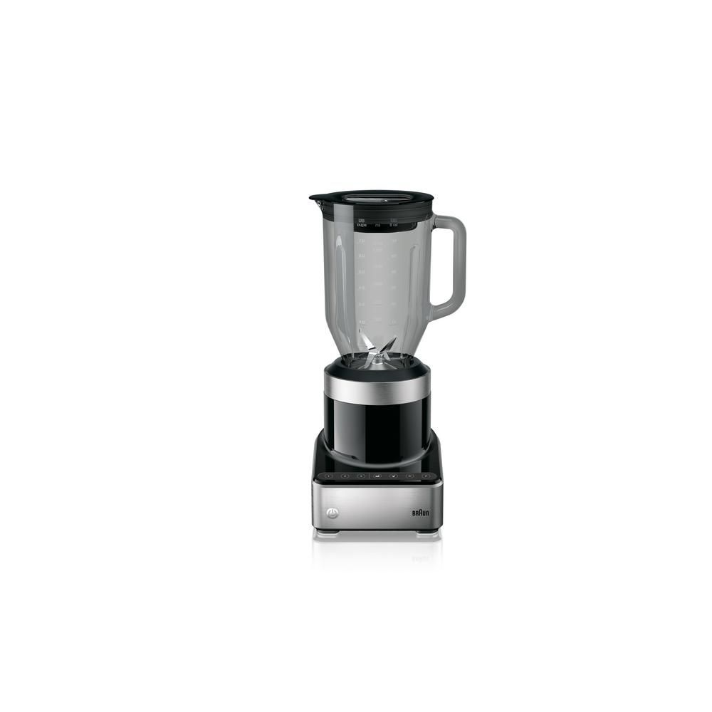 Puremix Countertop Blender With Thermal Resistant Glass Jug