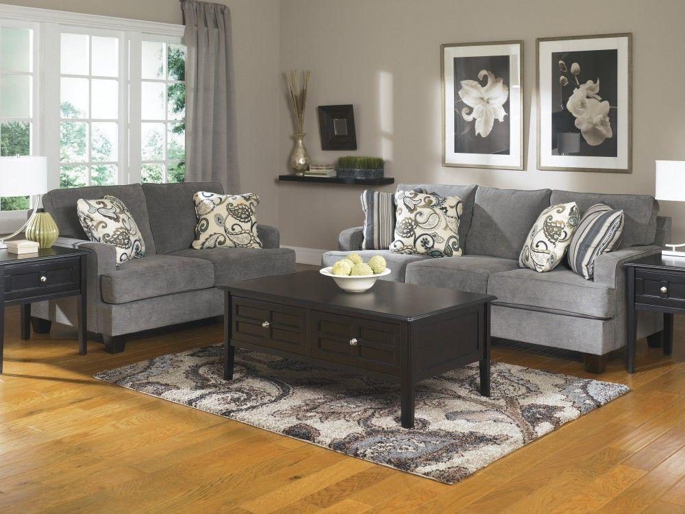 Yvette Steel Sofa Loveseat 77900 35 38 Living Room Groups Grandpa S Furniture Elegant Living Room Living Room Sofa