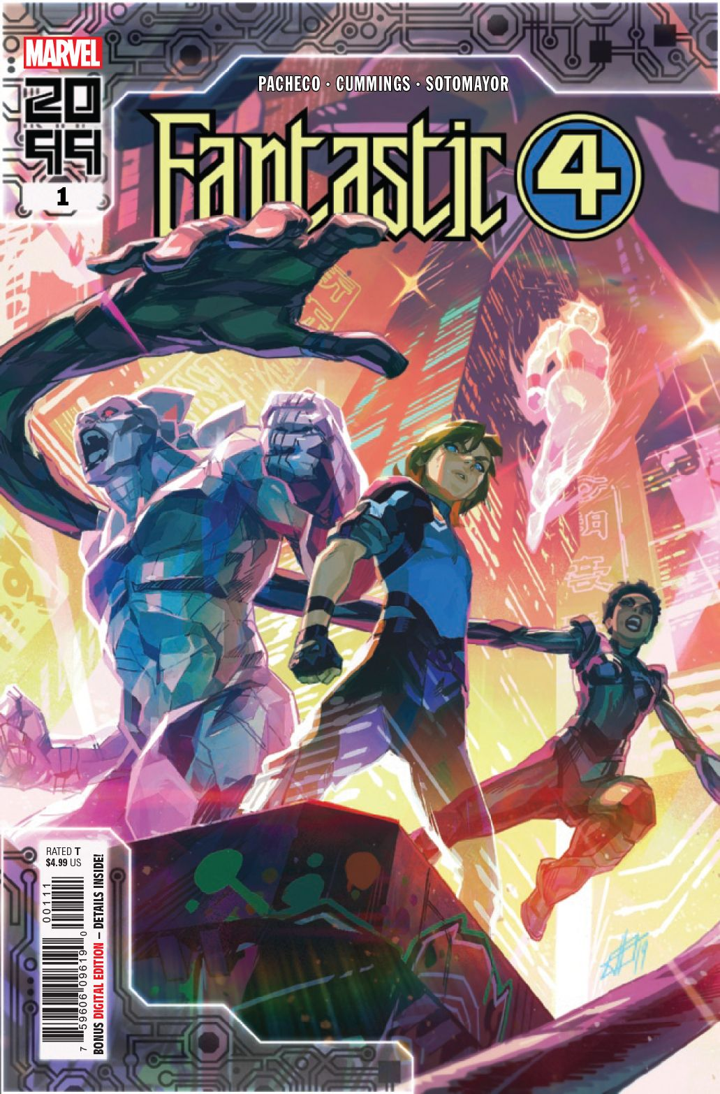 AERO #1 Cover A Marvel Comics, July 2019  NM