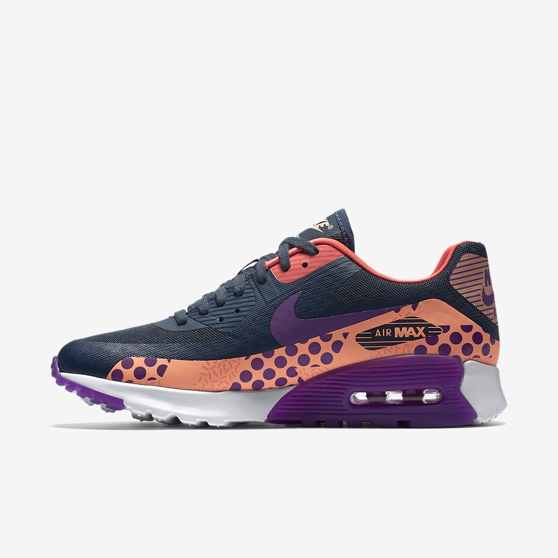 e476aa06a80 Nike Air Max 90 Ultra BR Print Women s Shoe. Nike.com IE Кроссовки Air