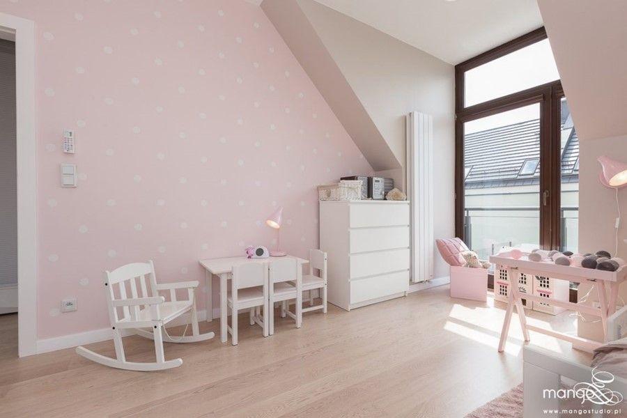 2bac5f72447ff4 Pastelowy róż w pokoju dziewczynki   pokoik w 2019   Pokój dziecka ...