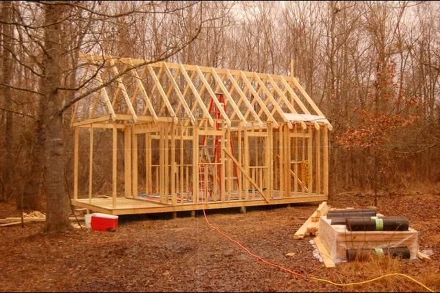 High Resolution Off The Grid Home Plans #6 Off Grid House Plans - combien coute une maison en autoconstruction