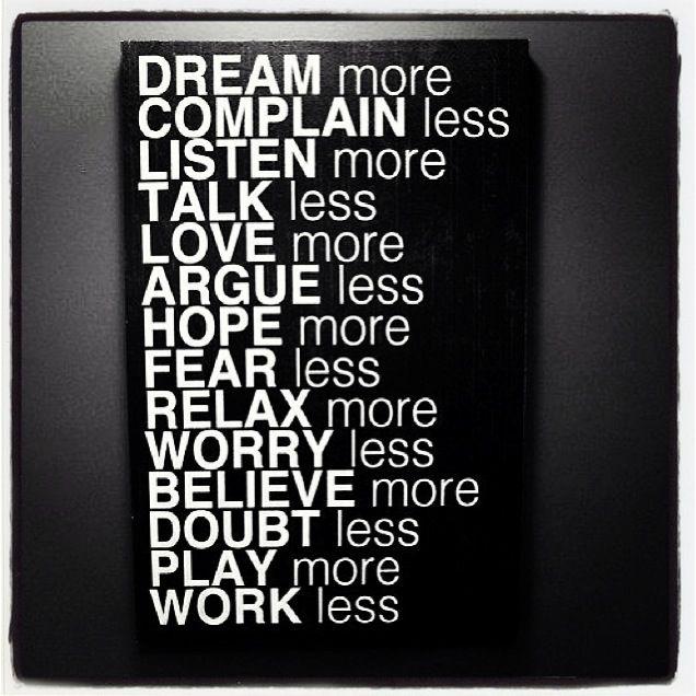#Dream #Play #Hope #Love