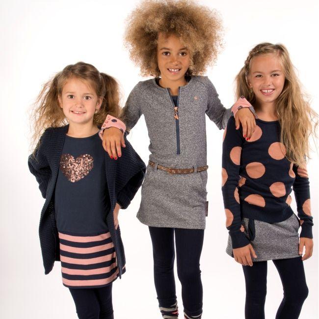 Another World Kinderkleding.Flo Jurk Meisjes Teddys Babykleding En Kinderkleding In
