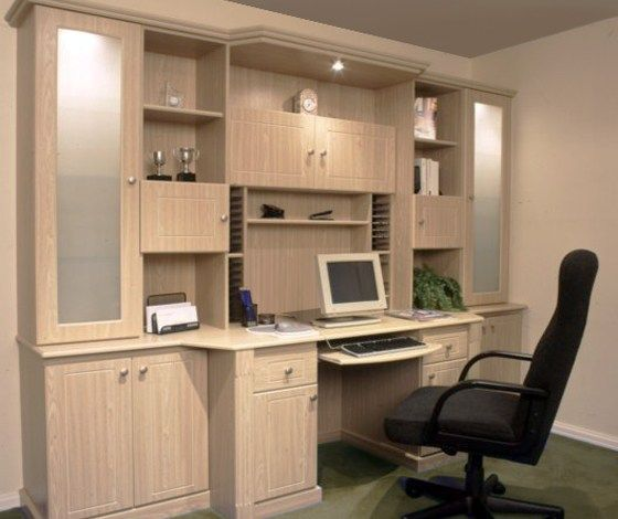 Home Offices Fitted Furniture Rhino Serenity Home Office ...