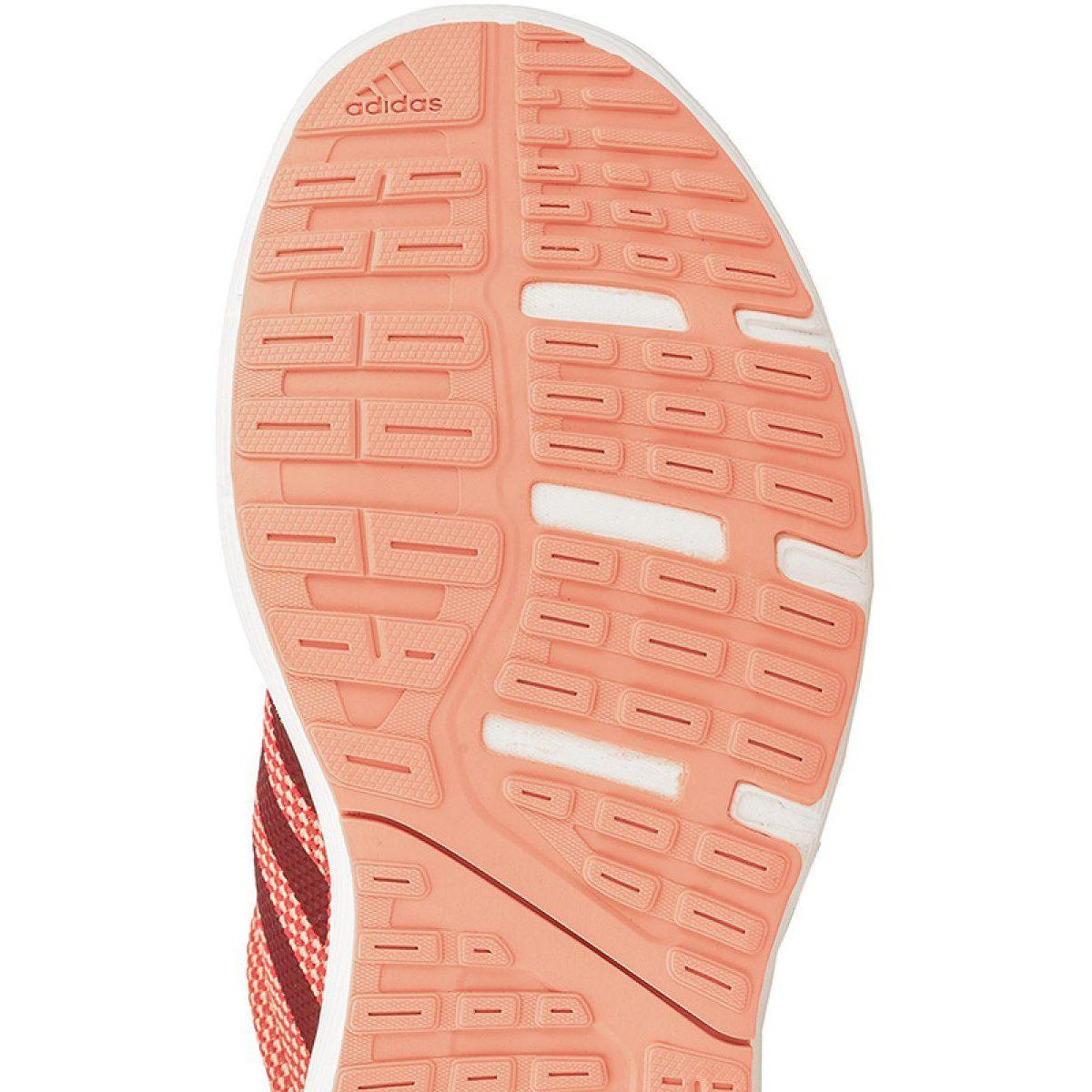 Running Shoes Adidas Cosmic W Bb4353 Red Running Shoes Adidas Running Shoes Cushioned Shoes