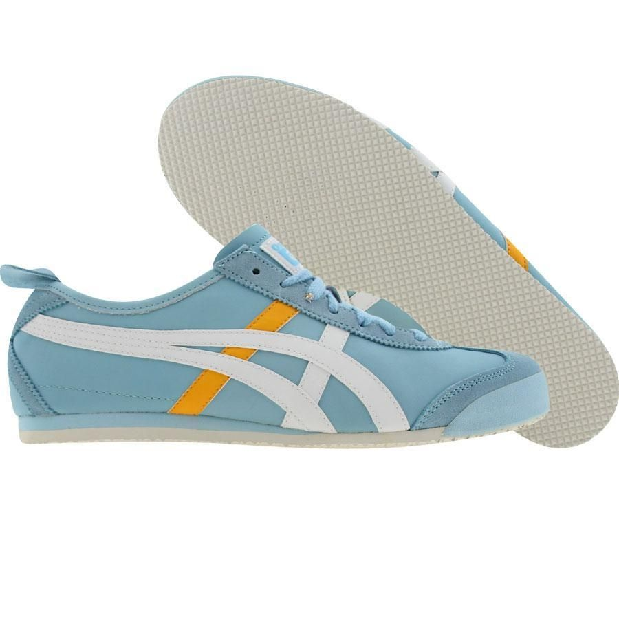 new products 9e03b 54d7d Asics Onitsuka Tiger Womens Mexico 66 (crystal blue / white ...