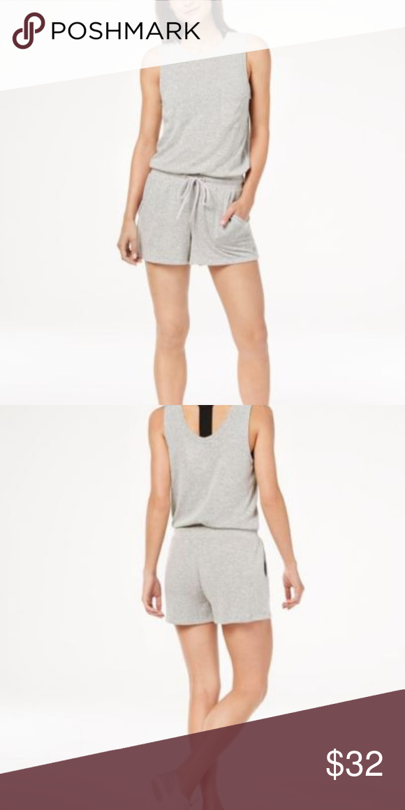 816c3db338bc performance women s sport jumpsuits romper Calvin Klein Performance romper  offers comfort and style all in one great outfit. Approx.