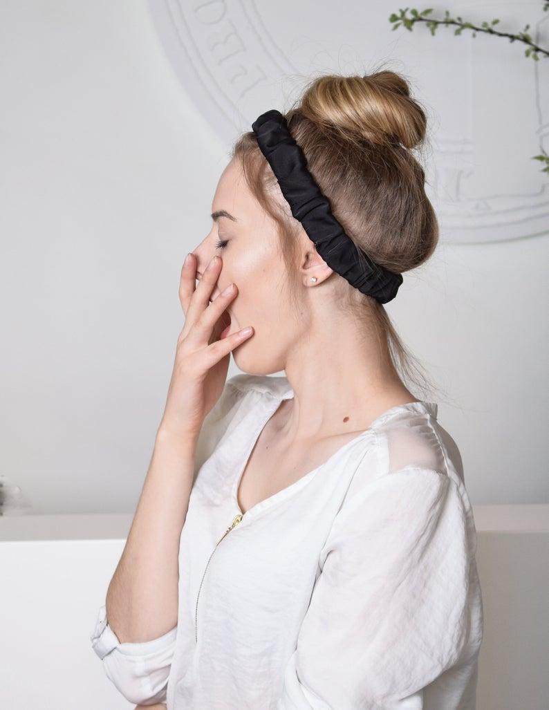 3-Pack Intensity Womens Triple Threat Hair Elastic Headband