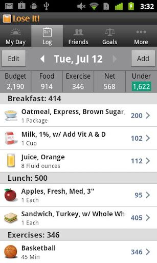 Top 5 Free Android Apps to Lose Weight   Must have apps for