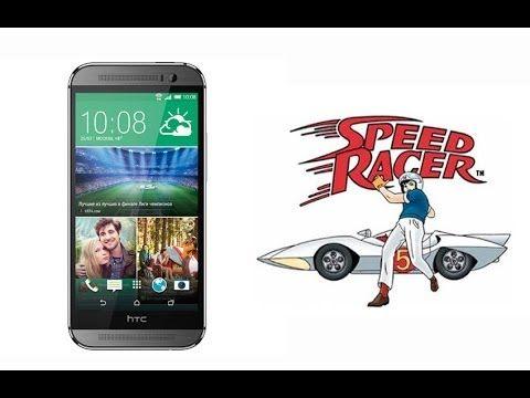[Тест на лаги] HTC One M8