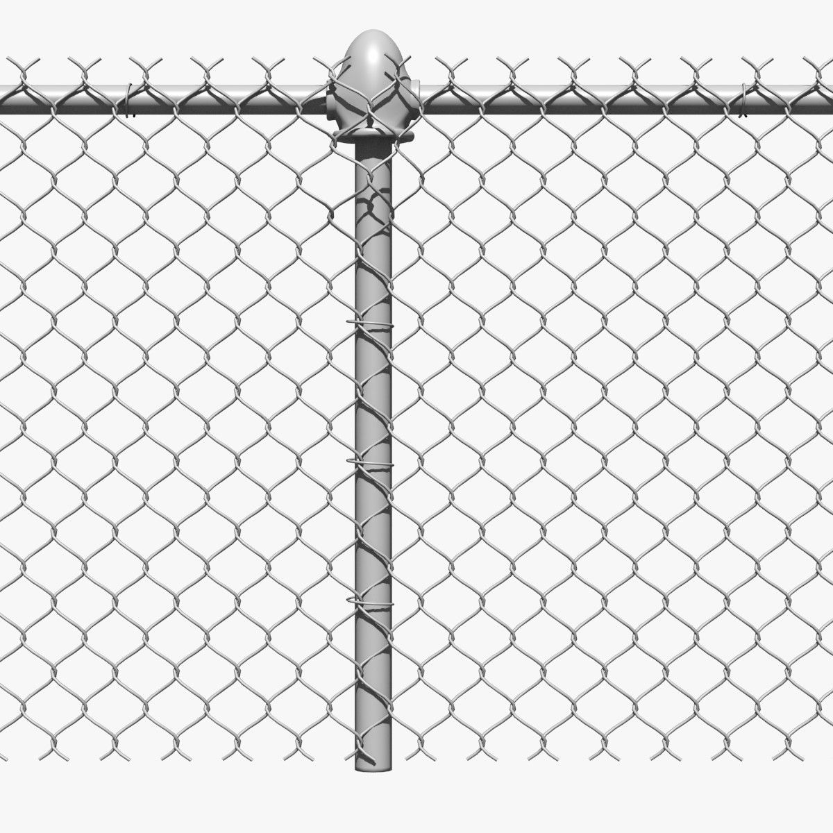 Chain Link Fence Texture Seamless