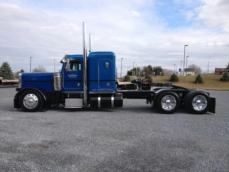 20 Cool Semi Trucks