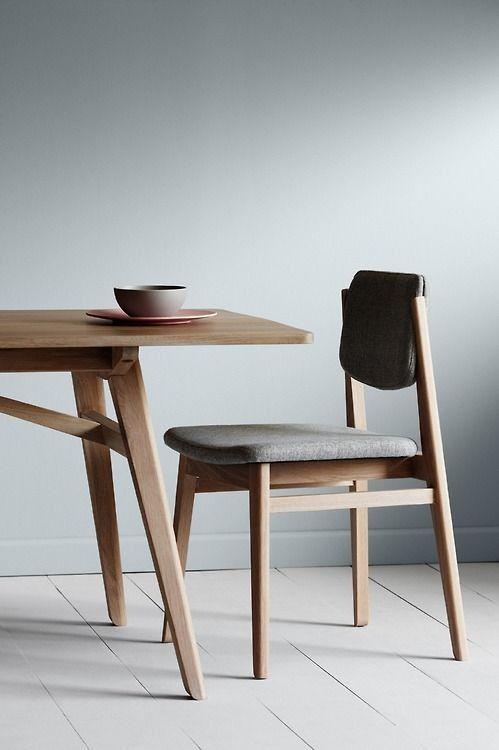 Source tidedesignau stühle Pinterest Sillas, Muebles - muebles en madera modernos