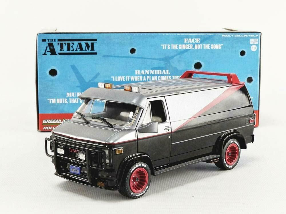1983 Gmc Vandura The A Team 1983 1987 Tv Series 1 24 Greenlight