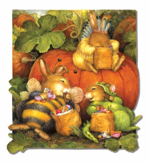 Halloween Snoep.Halloween Snoep Snoezige Plaatjes Susan Wheeler Bunny